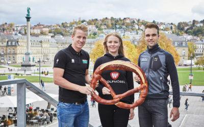 Anmelde-Startschuss zum Brezel Race 2020 in Stuttgart und Region