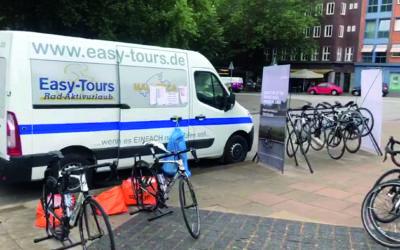 Unser neuer Partner für das Brezel Race: Easy-Tours