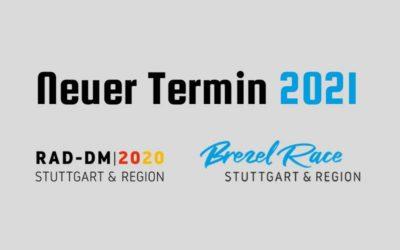 Verschiebung – Neuer Termin für RAD-DM und Brezel Race für Ende Juni 2021 bestätigt