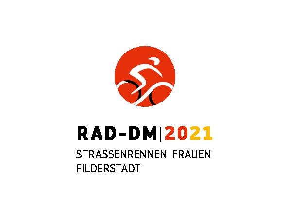 RAD-DM Stuttgart & Region 2021 - Logo Strassenrennen Frauen Filderstadt